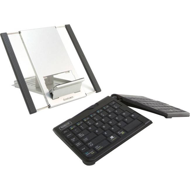 Goldtouch Go 2 Wireless Bluetooth Keyboard (GTP-0044W) an...