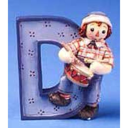 Raggedy Ann and Andy - D Is For Drum, By Raggedy Ann Andy
