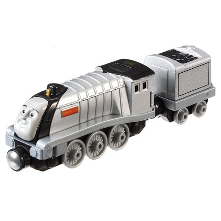 Fisher-Price Thomas The Train Take-N-Play Talking Spencer Train, Sturdy collectible die-cast train engine By FisherPrice Ship from - Spencer Engine