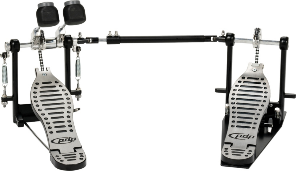 PDP by DW DP402L Double Bass Pedal, Left-Footed by PDP by DW