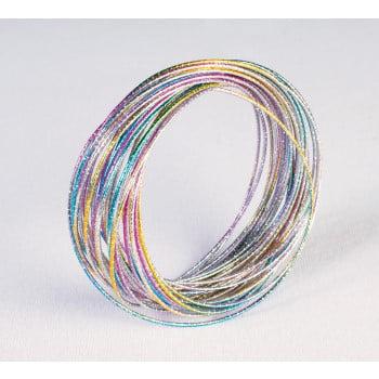 DISCO RAINBOW BANGLE - Disco Accessories