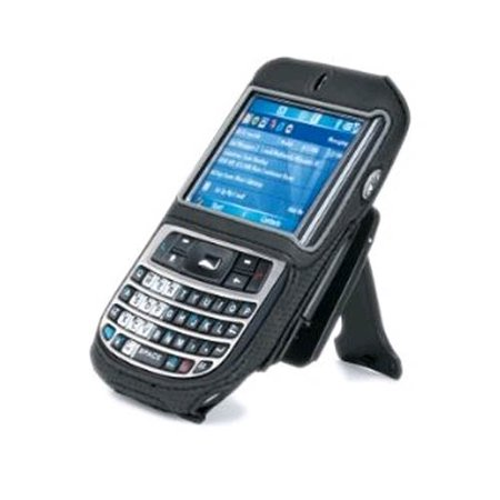Body Glove - Case with Detachable Locking Belt clip and Stand for HTC Dash S620 - Black ()