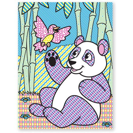 Melissa & Doug My First Paint With Water Coloring Book: Animals (24 ...