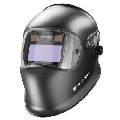 E670 Series Auto-Darkening Welding Helmets, Tan