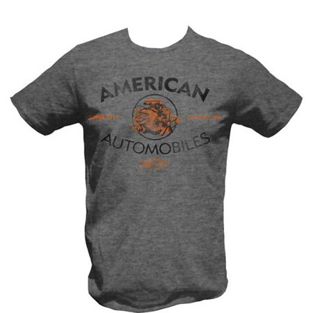 Chevrolet American Automobiles Adult Car Manufacturer T Shirt Tee