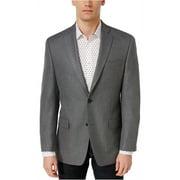 Michael Michael Kors Men's Classic-Fit Gray Neat Sport Coat