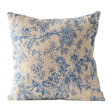 Chambray Throw Pillow by 3R Studios ()