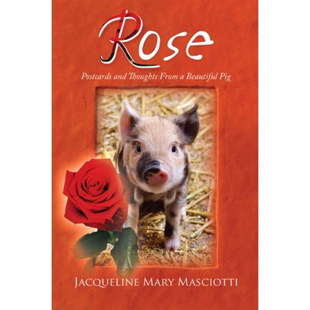Rose - Postcards and Thoughts from a Beautiful Pig -