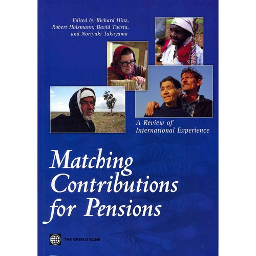 Matching Contributions for Pensions : A Review of International Experience