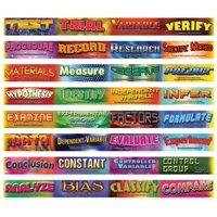 Carson Dellosa CD-408003 Scientific Inquiry Vocabulary Words