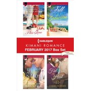 Harlequin Kimani Romance February 2017 Box Set - eBook