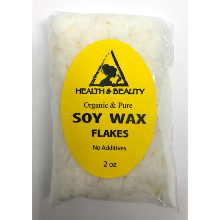 GOLDEN SOY AKOSOY WAX FLAKES ORGANIC VEGAN PASTILLES FOR CANDLE MAKING NATURAL 100% PURE 2