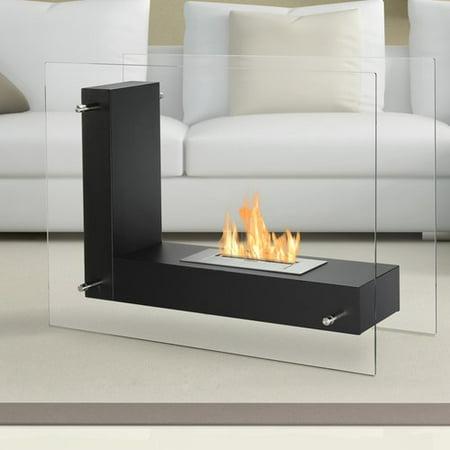 Ignis Products Vitrum Ethanol Fireplace