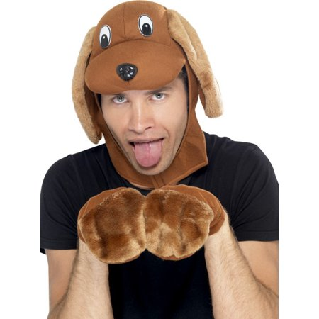 Best Puppy Halloween Costumes (Smiffys Adult Puppy Dog Instant Animal Halloween Costume)