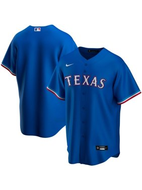 Texas Rangers Nike Youth Alternate 2020 Replica Team Jersey - Royal