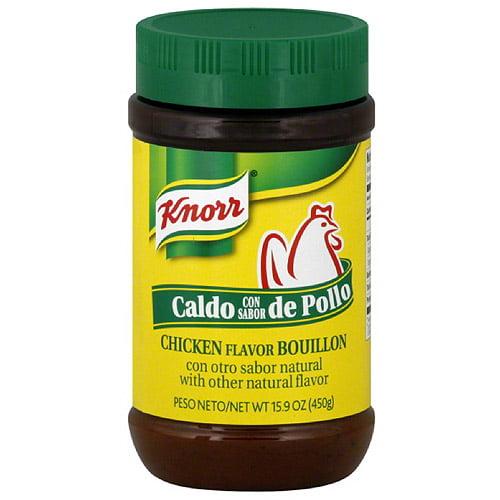 Knorr Caldo con Sabor de Pollo Soup, 15.9 oz. (Pack of 12)