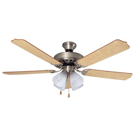 Bala Quick Connect Ceiling Fan With Light  52 In