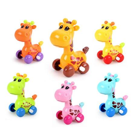 Cute Cartoon Animal Wind Up Toys Clockwork Classic Toy Newborn Baby Toy New - Wind Up Toy