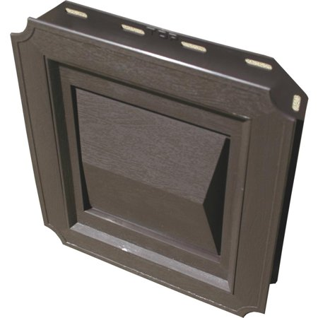 Builder's Best Brown J-Block Vent Hood 111717