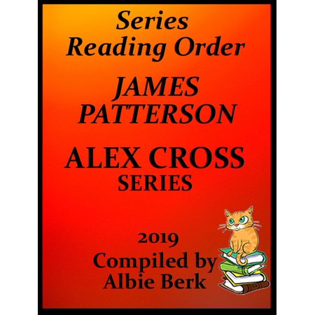 James Patterson's Alex Cross Series Best Reading Order with Checklist and Summaries -