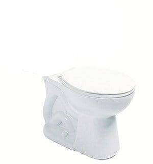 Niagara Stealth Toilet Bowl N7716 White by Niagara