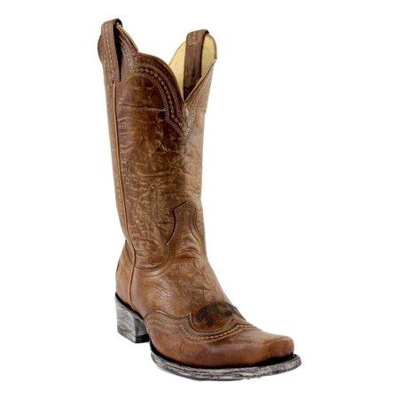 Gameday Boots Womens Texas Christian Square 11  Shaft Tcu Lht2019 3