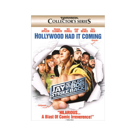 Jay & Silent Bob Strike Back (DVD)