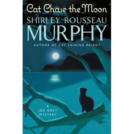 Cat Chase the Moon : A Joe Grey Mystery (A Wish To The Moon Joe Hisaishi)