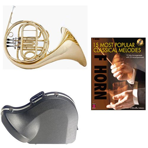 Band Directors Choice Single French Horn in F 15 Most Popular Classical Melodies Pack;... by Band Directors Choice