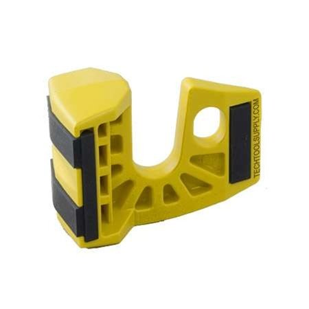 Wedge-It The Ultimate Door Stop - Jaune - image 2 de 3