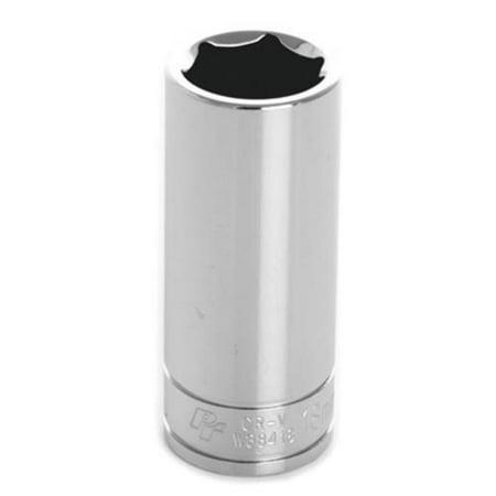 Performance Tools W38418 Hex Spark Plug Socket - 18mm