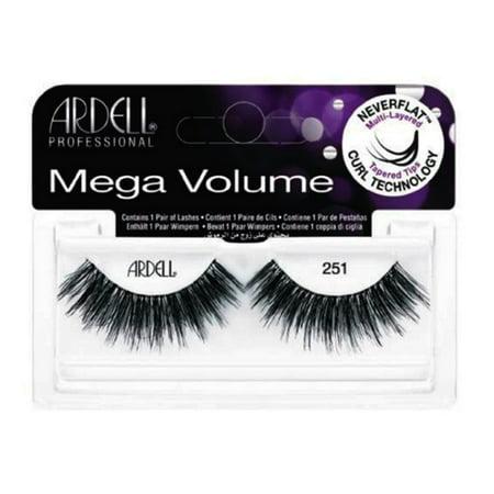 ARDELL Mega Volume - 251 Black (6 Paquets) - image 1 de 1