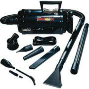 METROVAC MDV-3TAV Vacuum,Critical Area,100 cfm,Foam Filter G9180608