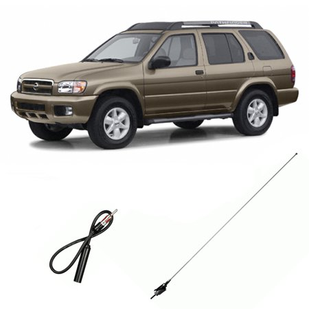 Fits Nissan Pathfinder 1996 2002 Factory Replacement Radio Stereo Custom Antenna