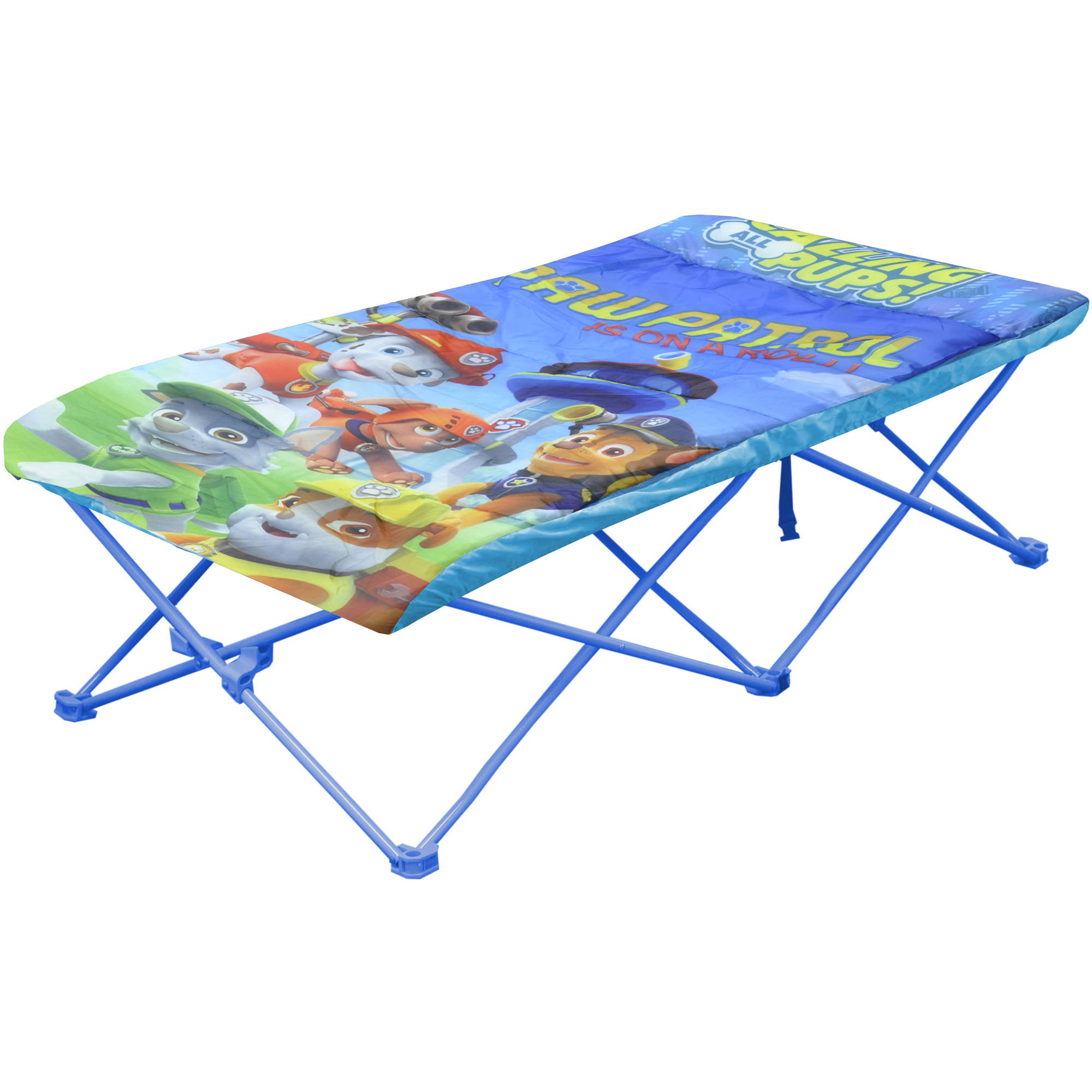 Paw Patrol Portable Travel Bed