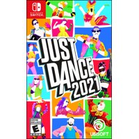 Just Dance 2021, Ubisoft, Nintendo Switch