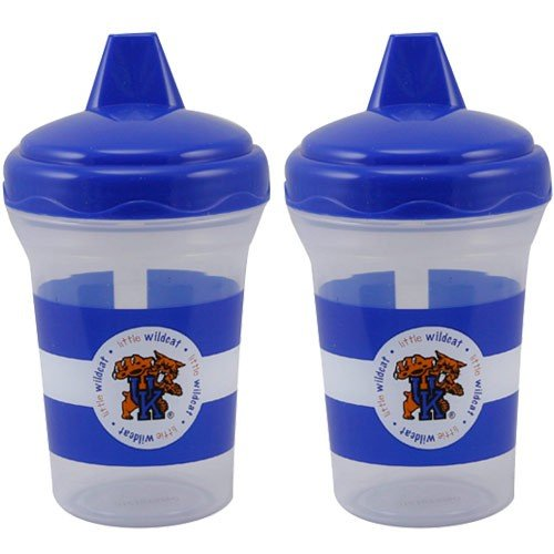 NCAA Sippy Cup, 2-Pack Multi-Colored