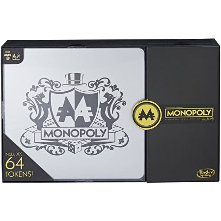 Monopoly Signature Token Collection - Monopoly Classic Edition