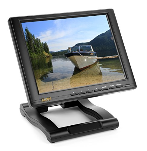 LILLIPUT 10.4  Fa1046-np/c/t Vga Touch Screen with Dvi/hd...