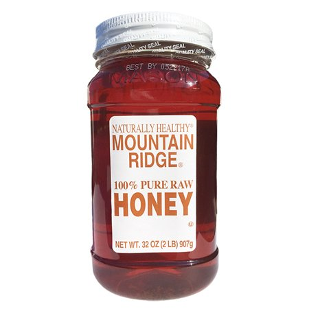 Naturally Healthy Mountain Ridge Honey, 32 oz