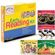 Newmark Learning NL2011 Spanish H-I Reading Levels Family Involvement Kit