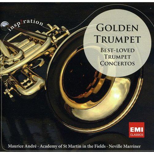 Golden Trumpet: Best Loved Trumpet / Various