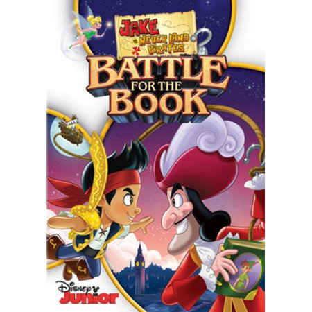 Jake & the Never Land Pirates: Battle for the Book (DVD)