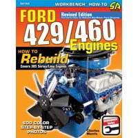 Ford 429/460 Engines: How to Rebuild (Paperback)