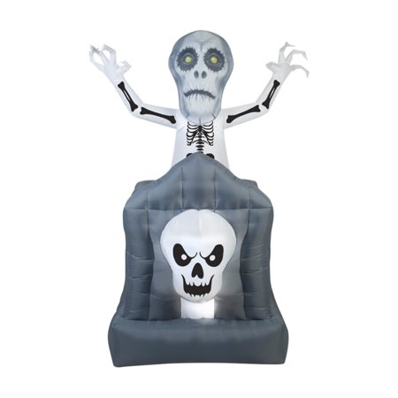 Pop Up Haunted Ghost Airblown Halloween Decoration - Haunted History Halloween