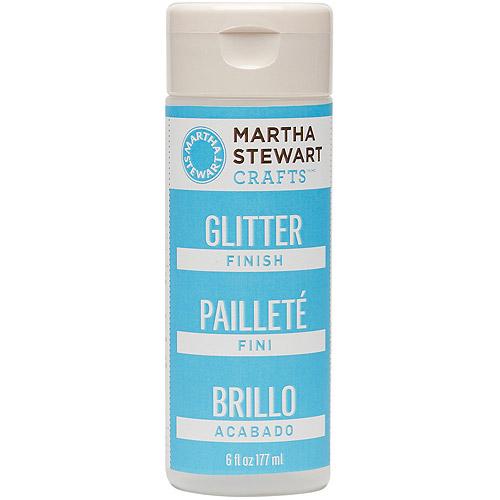 Martha Stewart Glitter Finish