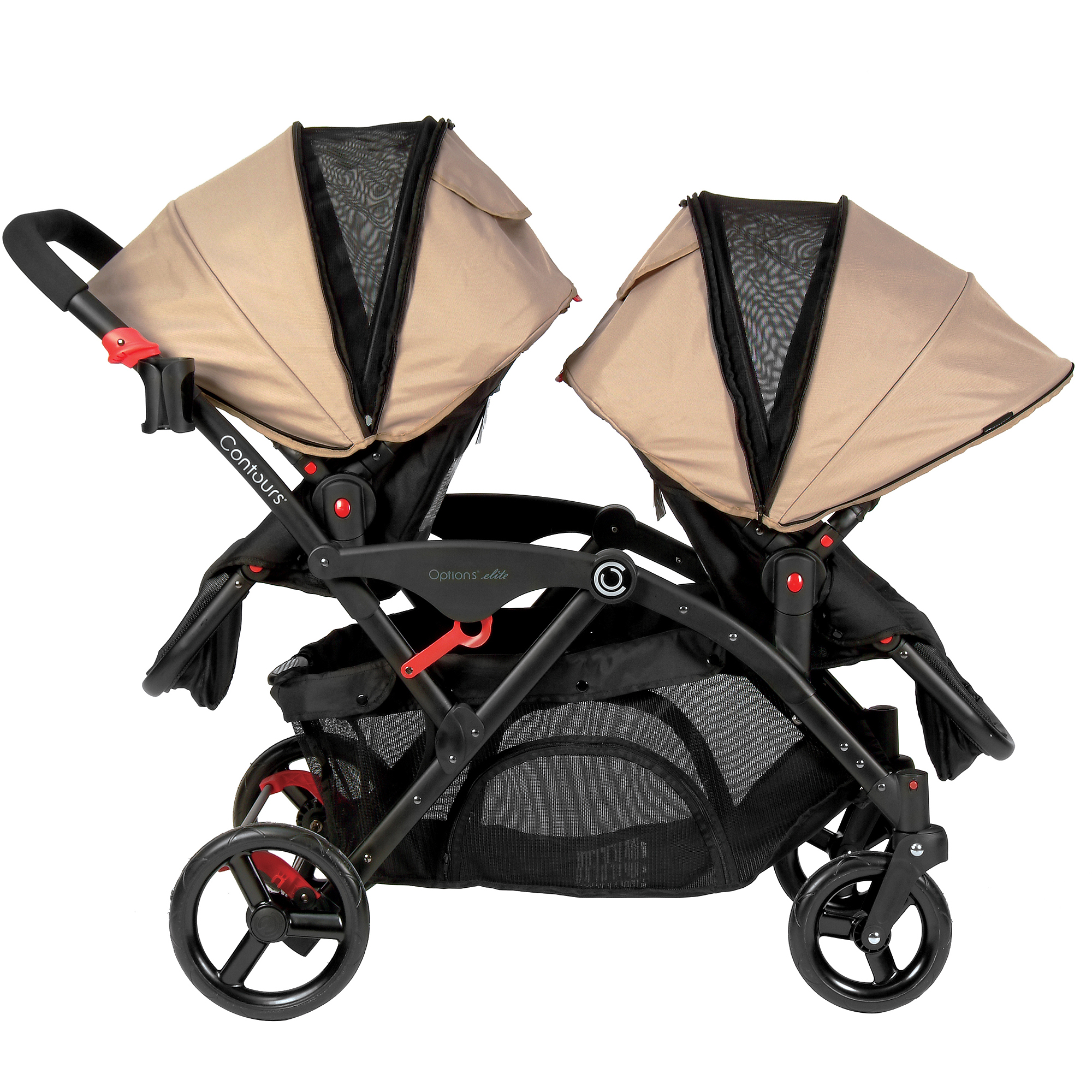 Contours Options Elite Tandem Stroller - Walmart.com