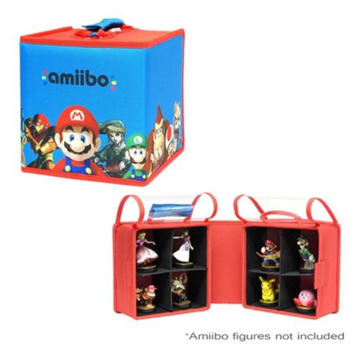 Amiibo Mario Family Travel Case 8