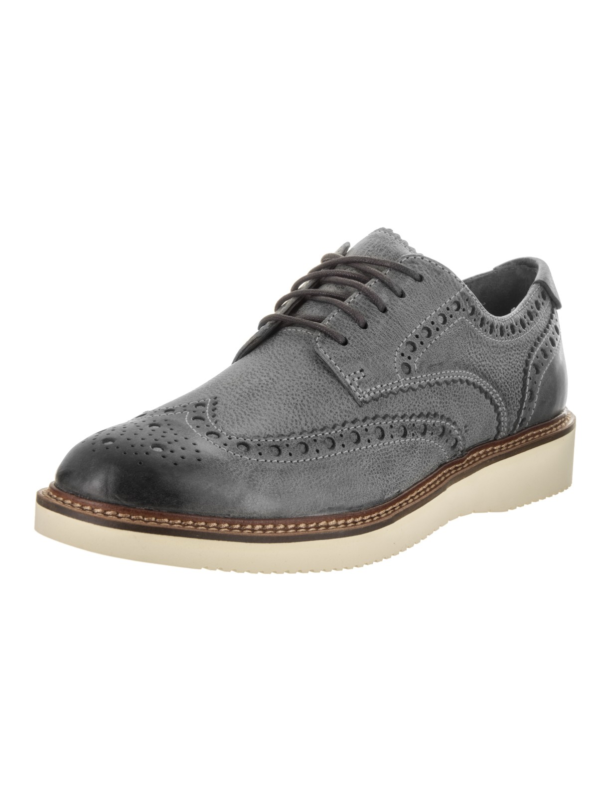 Sperry Top-Sider Men's Gold Wingtip Wedge Oxford Shoe