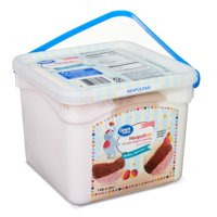 Great Value Neopolitan Ice Cream, 1 Gallon Pail